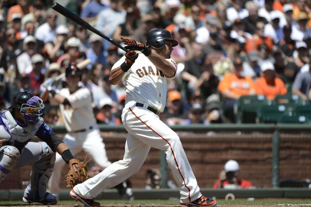What Melky Cabrera's Suspension Does to San Francisco's Playoff Hopes