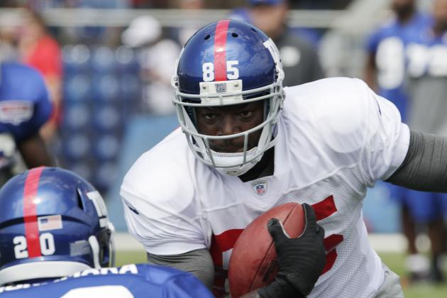 New York Giants Training Camp: Winners and Losers