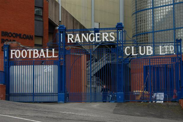 Scottish Football Association: The Rangers Football Club Already Making Trouble