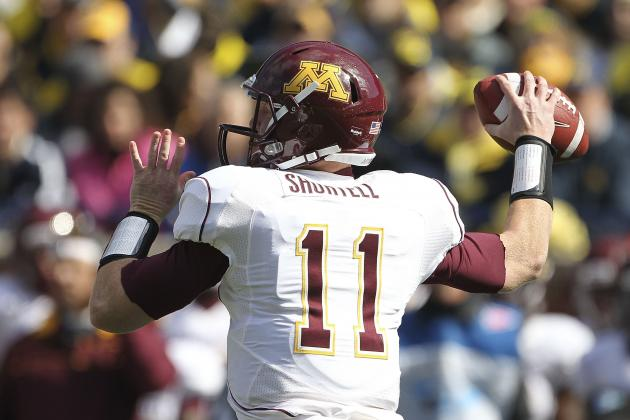 Gophers Football: QB Max Shortell Draws Relief from Shortened Motion