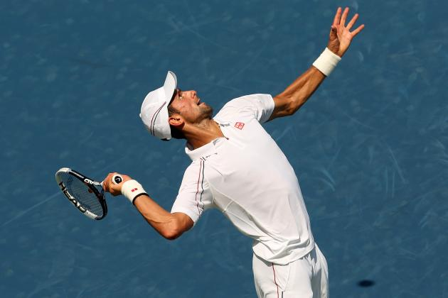 Western & Southern Open 2012: Predicting Men's Semifinal Matchups