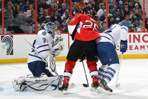 Toronto Maple Leafs: James Reimer, No. 1 Goalie