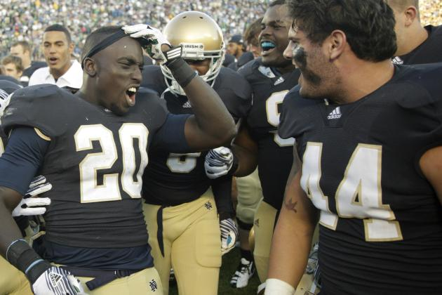 Notre Dame Football: Predicting Where the Irish Rank in the Preseason AP Poll