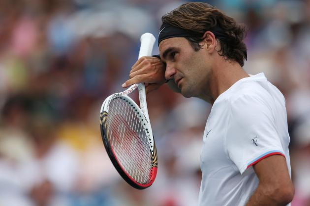 Western & Southern Open 2012: Favorable Draw Makes Roger Federer Favorite