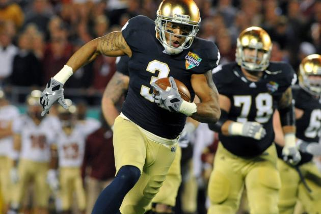 Notre Dame Football: Tough Schedule Will Keep Irish out of BCS Bowl