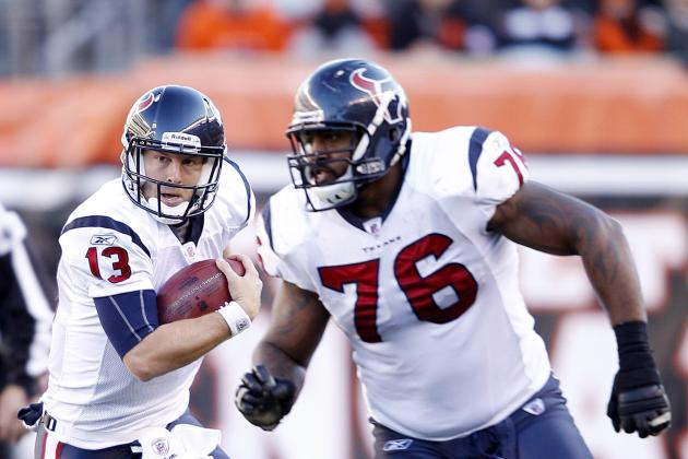 Duane Brown Is Going to Be a Texan for a Good, Long Time