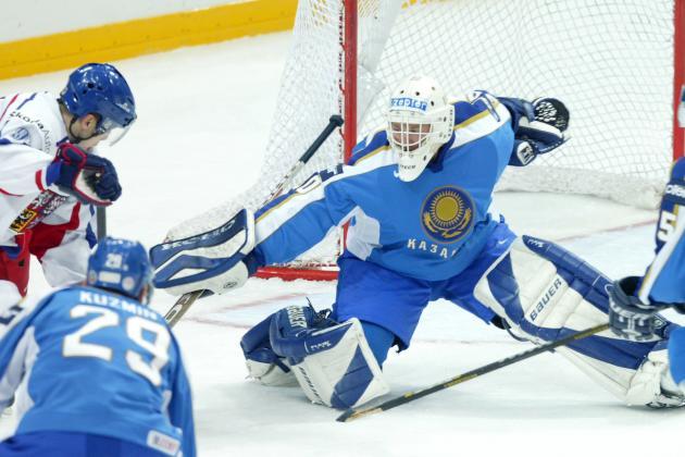 Ust-Kamenogorsk, Kazakhstan: NHL Goalie Hotbed