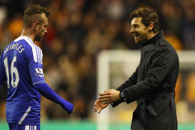 Tottenham Transfers: Spurs Target Chelsea's Meireles, Reportedly out on Moutinho
