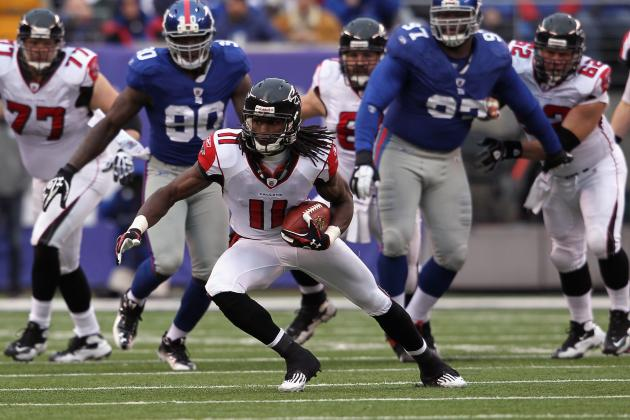 Bengals vs Falcons: Julio Jones and Players to Watch During Thursday's Matchup