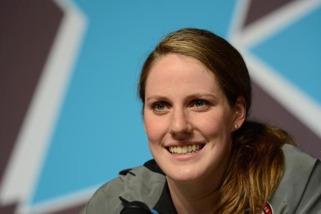 Missy Franklin Finally Gets the Mark of True Olympic Champion with Tattoo