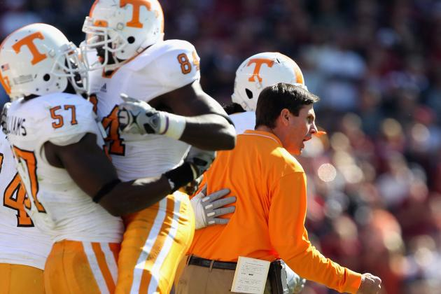 Tennessee Football: Predicting Where the Vols Rank in the AP Preseason Poll