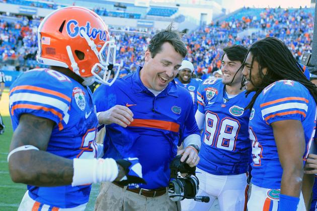 Florida Football: Predicting Where the Gators Rank in AP Preseason Poll