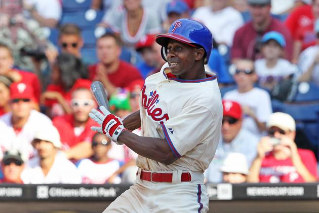 Philadelphia Phillies: Should Phils Try to Re-Sign Juan Pierre This Offseason?