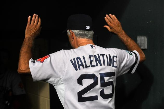 Boston Red Sox Fire Manager Bobby Valentine