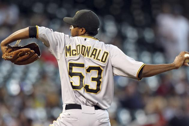 2012 Fantasy Baseball Analysis: What's Wrong with Pirates' James McDonald?