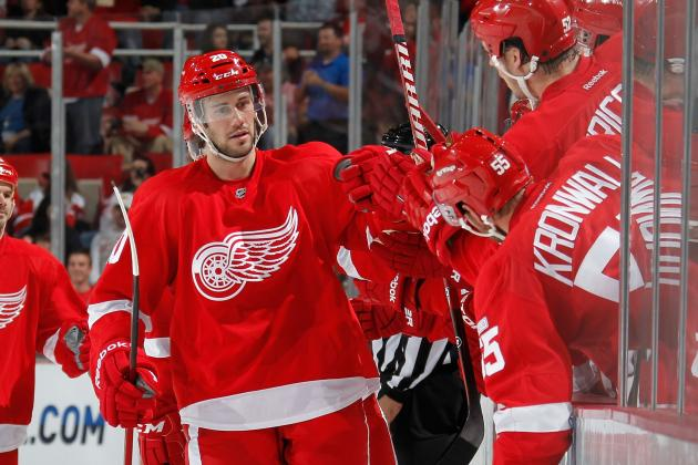 Detroit Red Wings Cancel Prospects Tournament as NHL Lockout Looms