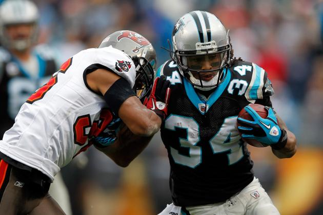 Fantasy Football Sleepers 2012: Running Backs Who Are Grossly Undervalued