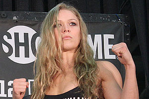 Ronda Rousey: Match vs. Sarah Kaufman Is Tale of Two Different Fighters
