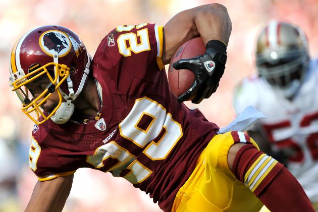 Washington Redskins: Buying into Running Back by Committee