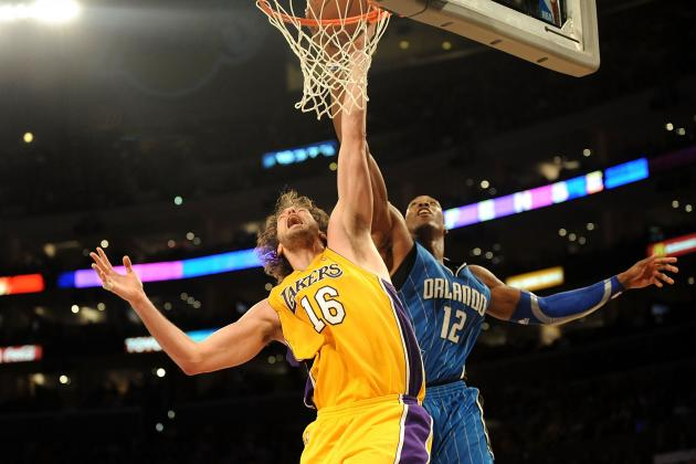 LA Lakers: Dwight Howard Trade Will Make Pau Gasol Elite Again