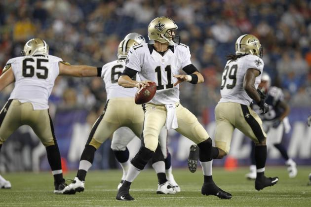 3 New Orleans Saints with the Most to Lose This Preseason