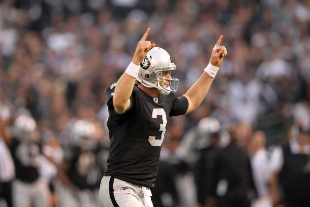 The Agile, Versatile and Untested 2012 Oakland Raiders