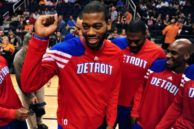 Detroit Pistons: Andre Drummond and Greg Monroe the New Twin Towers