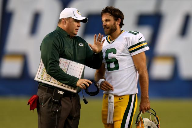 Green Bay Packers: If Harrell Can't Cut It, Trade for Colt McCoy