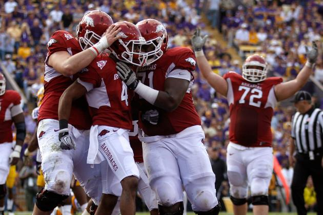 Arkansas Razorbacks Have a Top 10 Team on the Field: What About the Sidelines?