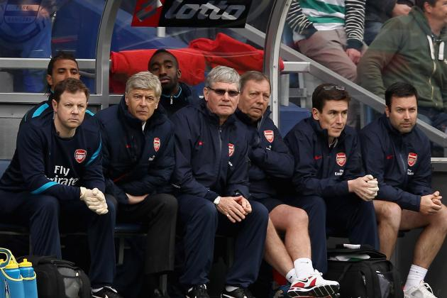 Arsenal FC: A Tactical Guide to How the Gunners Should Attack in 2012-13