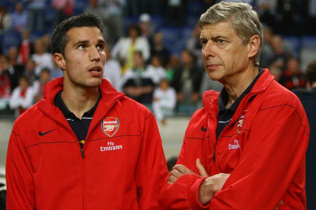 Robin Van Persie Sale Is the Biggest Gamble of Arsene Wenger's Career