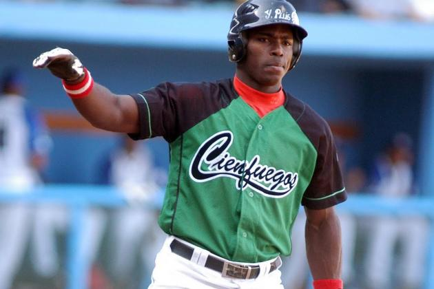 Los Angeles Dodgers: Cuban Prospect Yasiel Puig Shows Promise