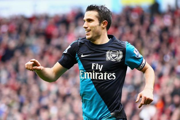 Arsenal Transfer News: Selling Robin Van Persie Will Not Have a Negative Impact