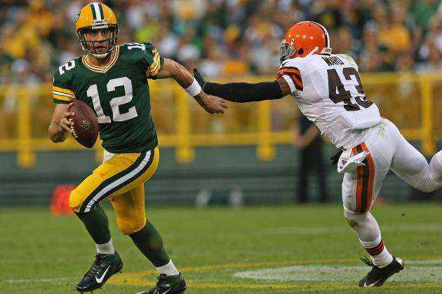 NFL Power Rankings 2012: Why Preseason Shouldn't Factor into Ranking