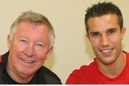 Robin van Persie: Manchester United and Arsenal Agree to Transfer Terms