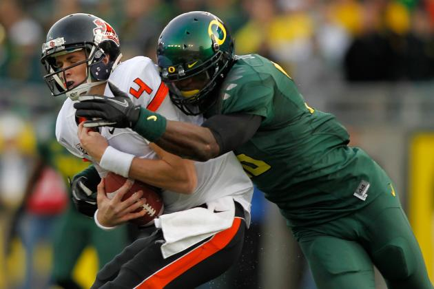 NCAA Football: Oregon-Oregon State New Sponsor Deal Could Usher in New Era