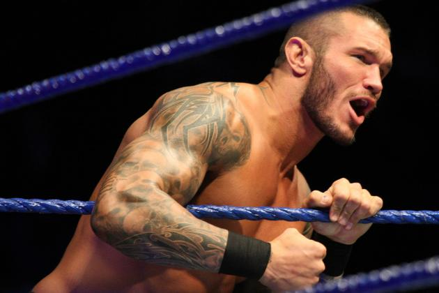 WWE: Why Randy Orton Should Be Kept out of the Main-Event Scene (Spoilers)