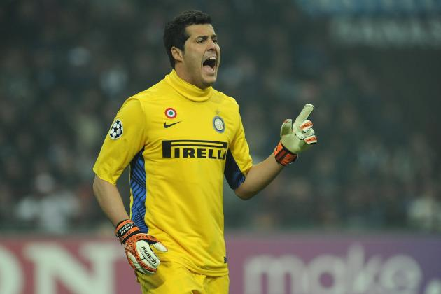 Tottenham Transfer Rumors: Julio Cesar In, Giovani dos Santos Out?