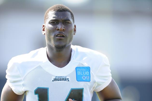 Jacksonville Jaguars vs. New Orleans Saints: What to Watch for from the Jaguars