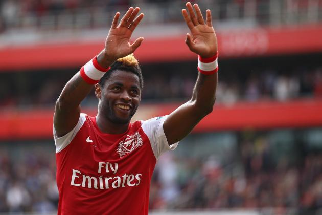 Arsenal Transfer News: Arsene Wenger Hints at Alex Song Sale