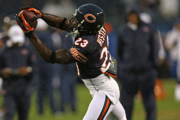 The Devin Hester Experiment: Time as a Chicago Bears WR to Diminish This Season?