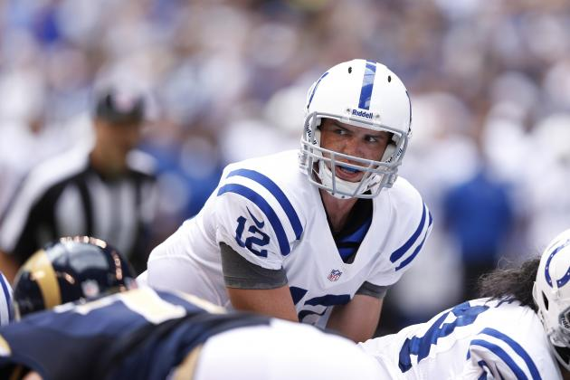 Andrew Luck: Predictions for Indianapolis Colts Star Rookie in 2012-13