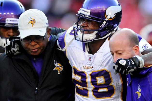 Adrian Peterson's Fantasy Value: Last Year's Version of Chris Johnson?