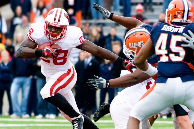 Wisconsin Football: Montee Ball Appeared to Be Innocent Bystander to Fight