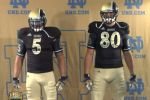 These New Notre Dame Jerseys Are...