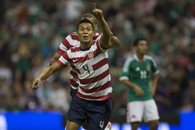 Mexico vs. USA: American Victory Shows Team's Progress