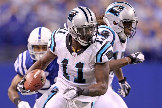 Fantasy Football Sleepers 2012: Brandon LaFell and More Underrated WRs