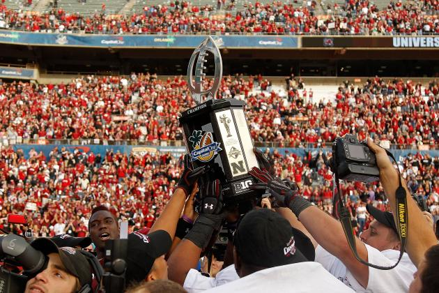 South Carolina Football and the Good Times: Winning Draws Winners to the Program