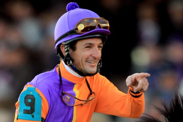 Jockey Robby Albarado Fined $500 in Assault