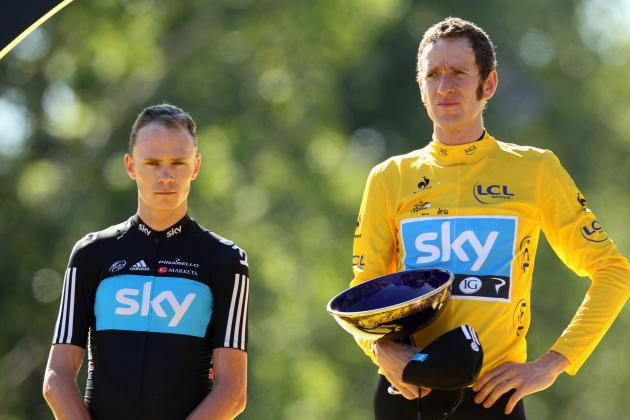 Team Sky's Unsung Chris Froome Bids for Grand Tour Glory at Vuelta a Espana